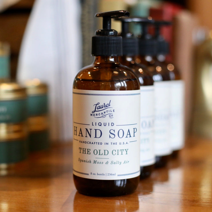 The Old City Hand Soap