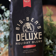 Deluxe Blend Holiday Ground Bag 12oz Bag