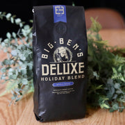 Deluxe Blend Holiday Whole Bean 12oz Bag