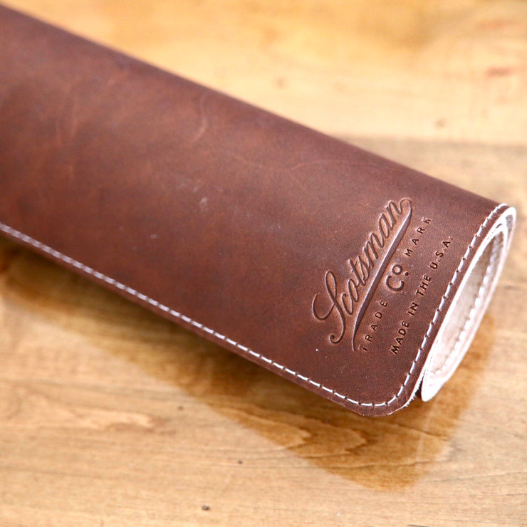 Scotsman Leather Desk Pad
