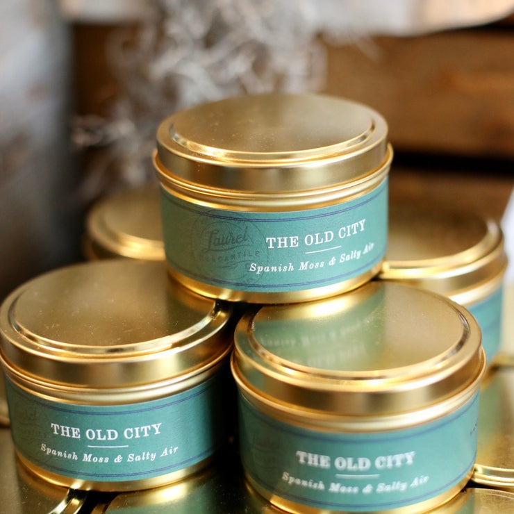 The Old City Candle
