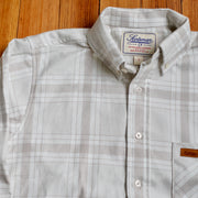 Scotsman Co. Oatmeal Traditional Flannel
