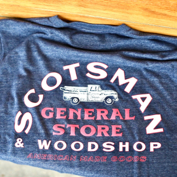 Scotsman General Truck T-Shirt