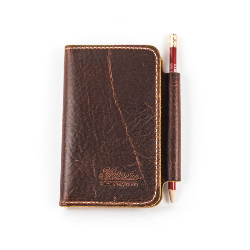Leather Field Note Wallet