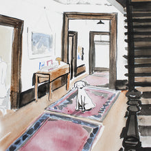 Foyer Watercolor