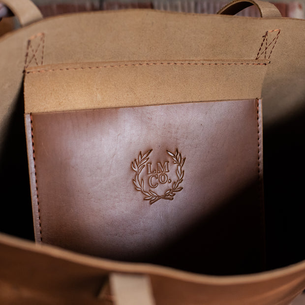 LMCo. Leather Purse
