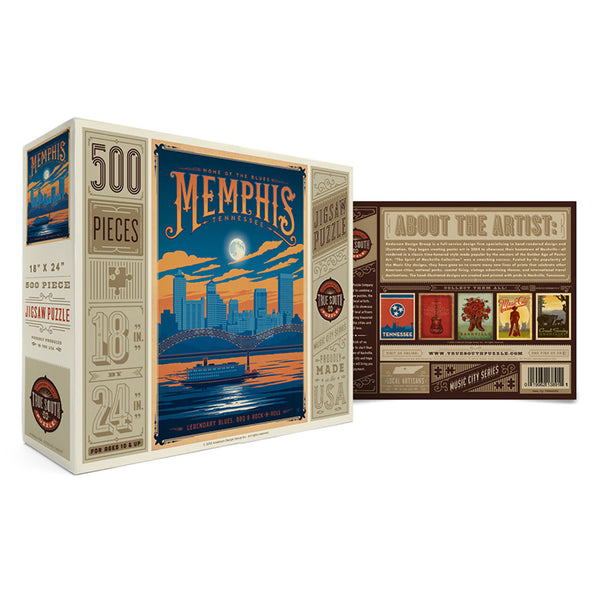 True South Memphis Puzzle
