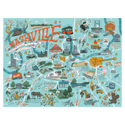 True South Nashville Puzzle