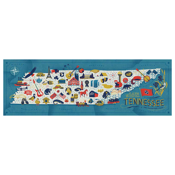 True South Tennessee Puzzle