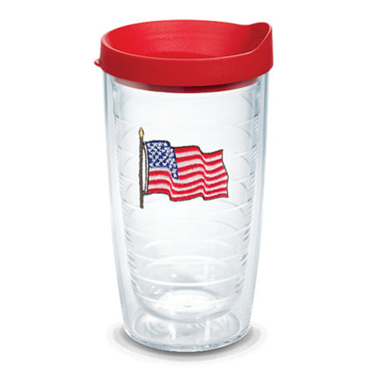 American Flag Tervis Tumbler