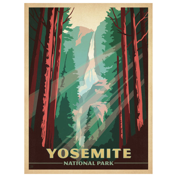 True South Yosemite Puzzle