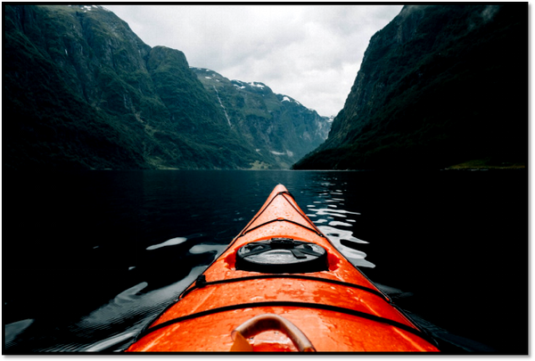 The Benefits of Kayaking on Your Health