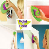 Point N Paint Pad Pro Painting System Pad Kit Set