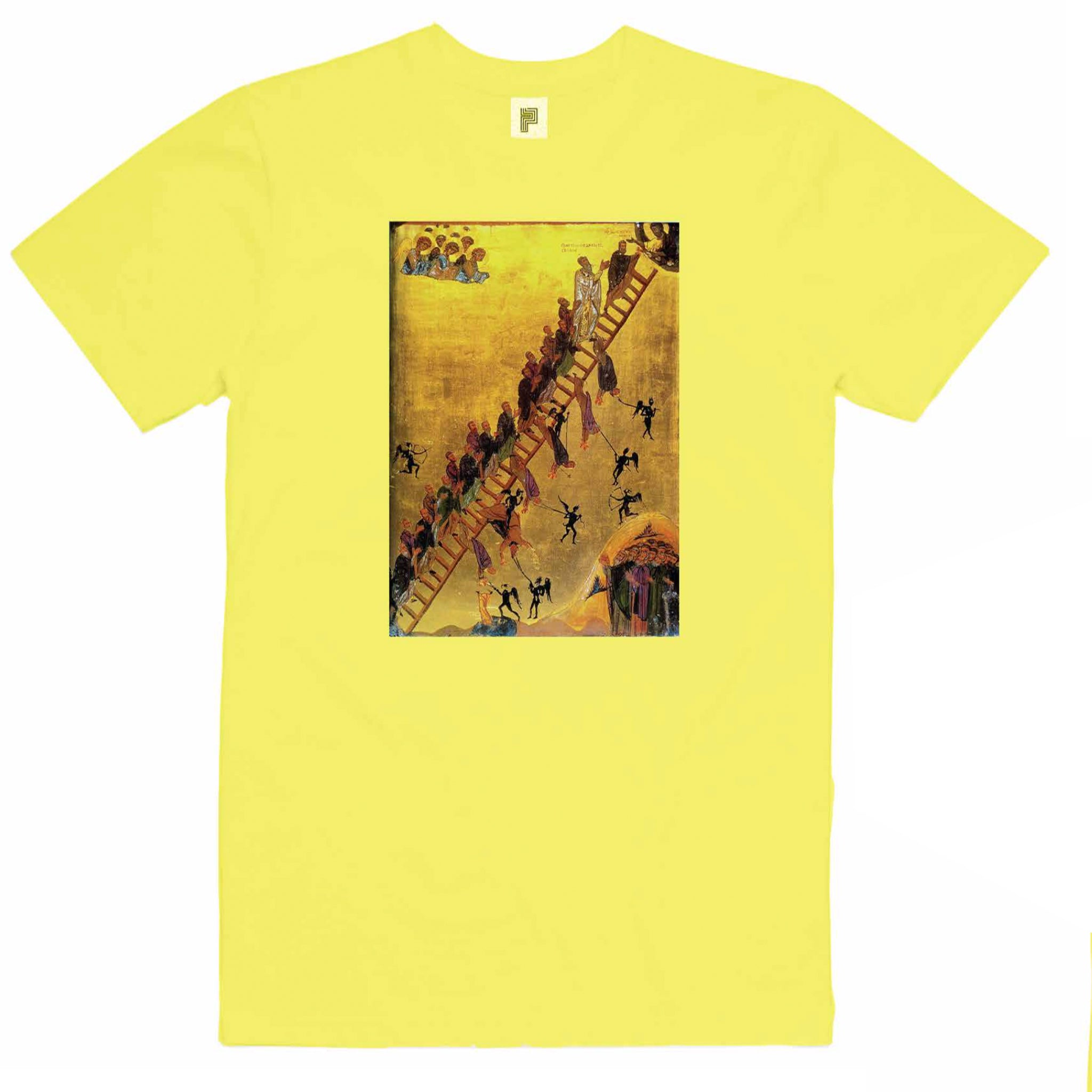 LADDER OF ASCENT T-SHIRT