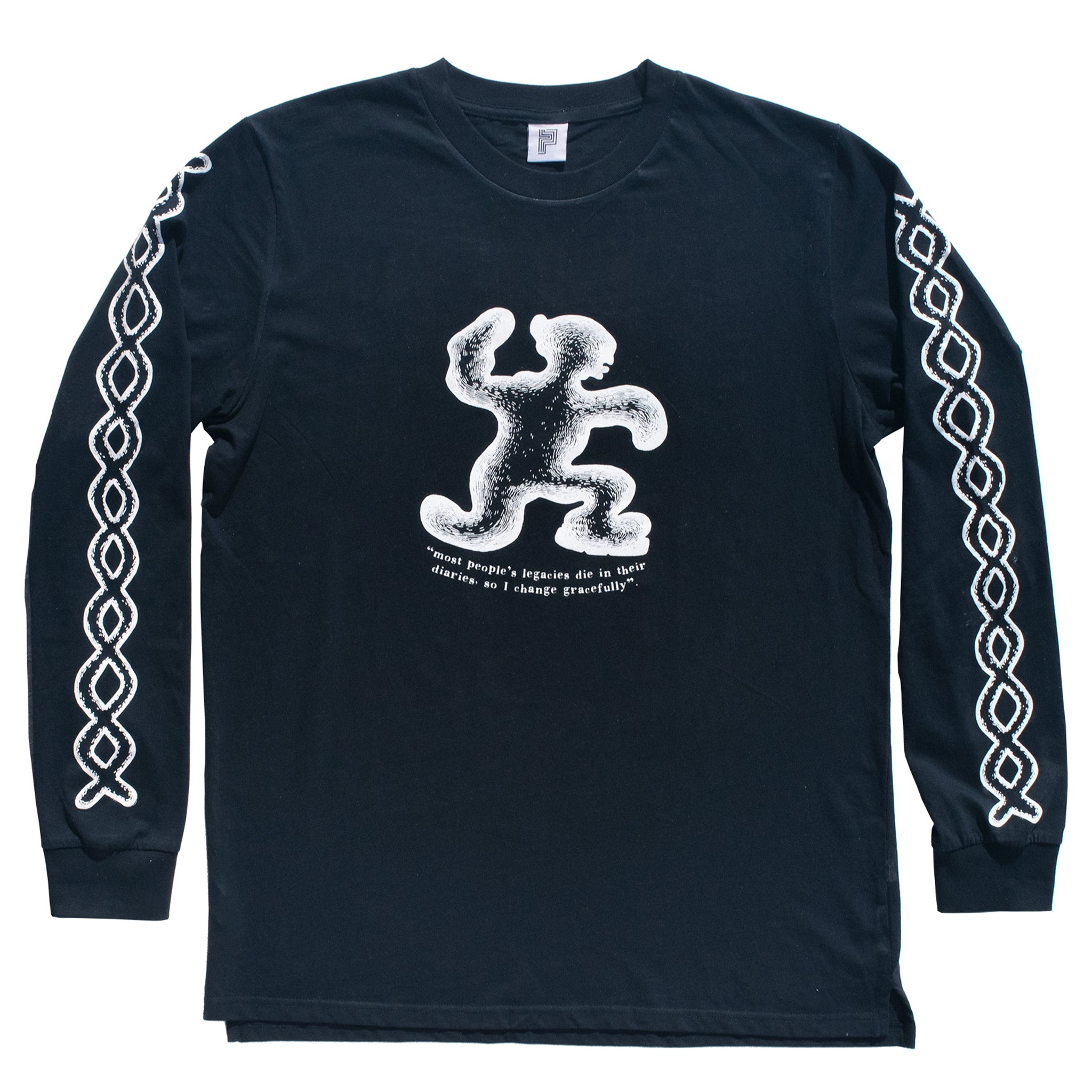 CHANGE GRACEFULLY - RADAMIZ LONG SLEEVE SHIRT