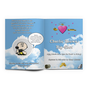 CHARLIE BROWN RULES THE WORLD, NEMO LIBRIZZI