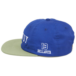 BELLAVITA X NOTHIN' SPECIAL BEDSTUY 6-PANEL CAP