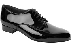 DSI 6423 Gibson Men's Regular Fit Patent Leather Ballroom Shoe