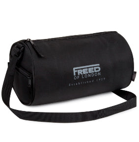 Freed Black Barrel Bag
