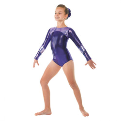 Tappers & Pointers Long Sleeved Gymnastics Leotard GYM/14