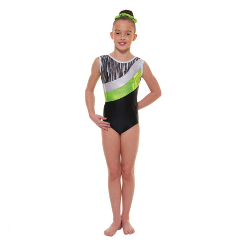 Tappers & Pointers Sleeveless Gymnastics Leotard GYM/43