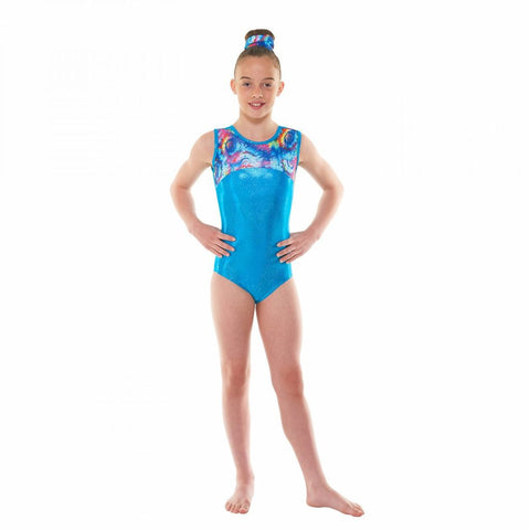 Tappers & Pointers Sleeveless Gymnastics Leotard GYM/48