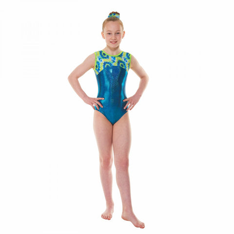 Tappers & Pointers Sleeveless Gymnastics Leotard GYM/52