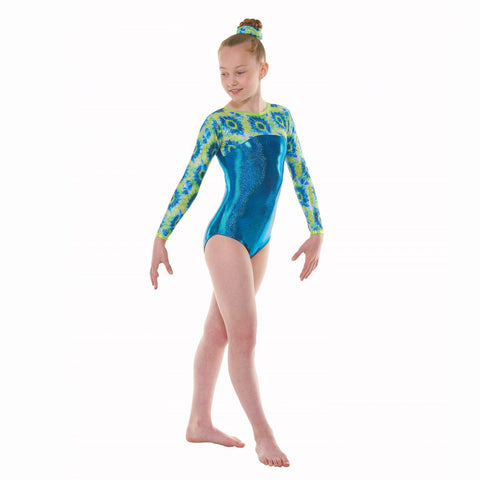 Tappers & Pointers Long Sleeved Gymnastics Leotard GYM/53
