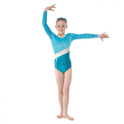 Tappers & Pointers Long Sleeved Gymnastics Leotard GYM/32
