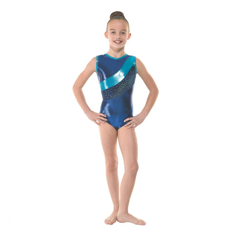 Tappers & Pointers Sleeveless Gymnastics Leotard GYM/33