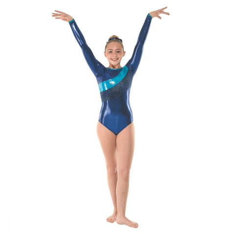 Tappers & Pointers Long Sleeved Gymnastics Leotard GYM/34