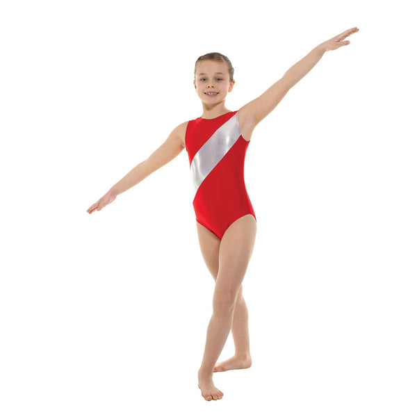 Tappers & Pointers Sleeveless Gymnastics Leotard GYM/5