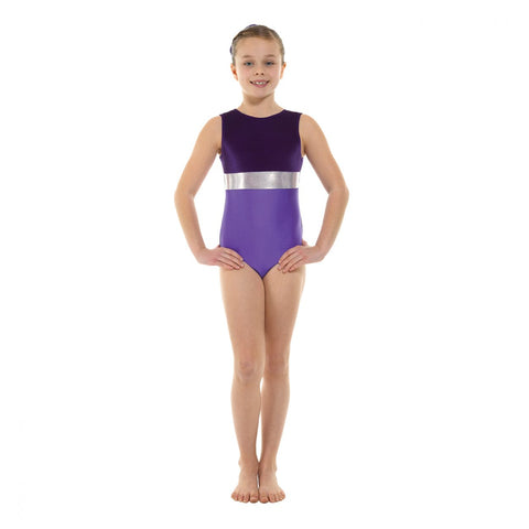 Tappers & Pointers Sleeveless Gymnastics Leotard GYM/6
