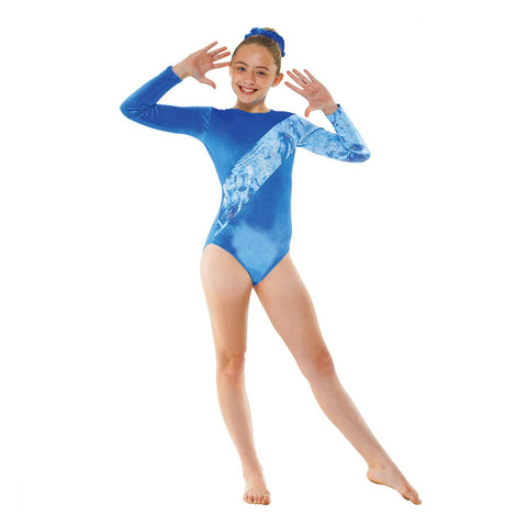 Tappers & Pointers Long Sleeved Gymnastics Leotard GYM/7