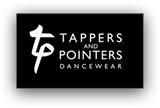 Tappers & Pointers CHLOE Ladies Social Ballroom Shoe