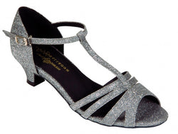 d430ba343 Tappers & Pointers ISABEL Social Ballroom Shoe