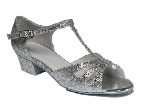 Tappers & Pointers MILLIE Children's Ballroom Shoe