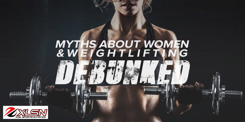 Myths about Woman and Weightlifting: DEBUNKED
