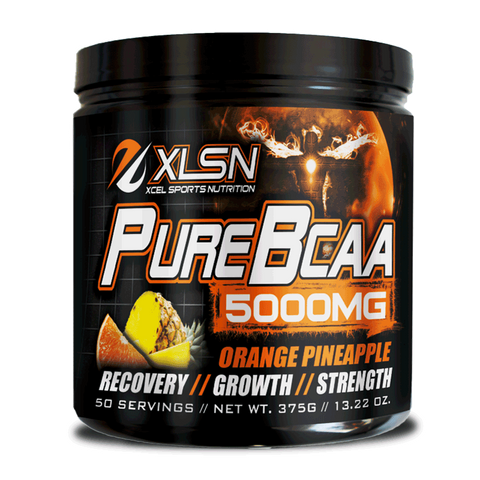 Xcel Sports Nutrition Pure BCAA 5000