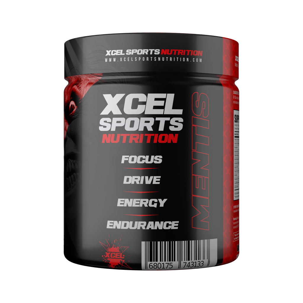 Xcel Sports Nutrition Mentis Xtreme Pre-Workout