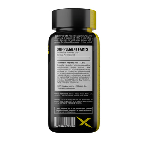 Xcel Sports Nutrition Thermo Elite