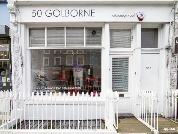 Make and Curate at 50 Golborne Road