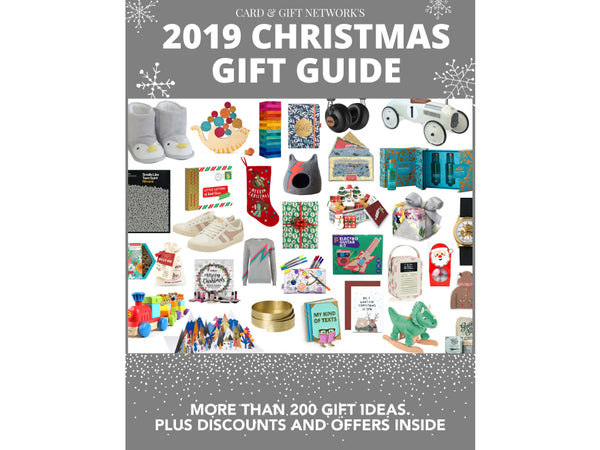 Arlette Gold spotted in the Card & Gift Network 2019 Christmas Gift Guide