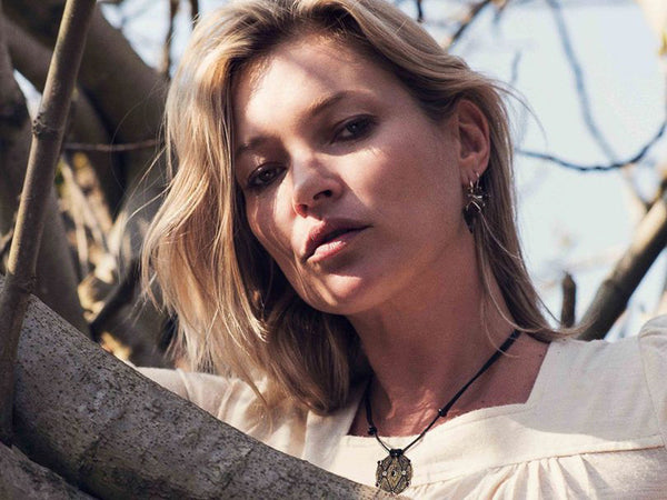 Kate Moss launches her debut jewellery collection