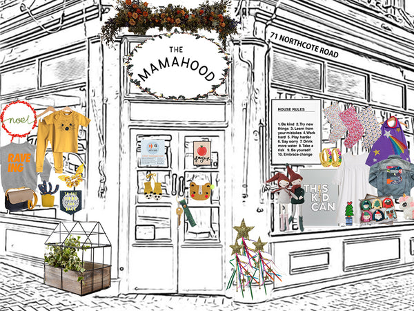 The Mamahood Christmas Pop Up Northcote Road