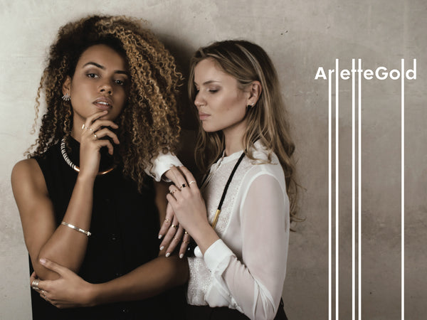 arlette gold - Christmas - pop up - brixton - fashion jewellery - coldharbour lane