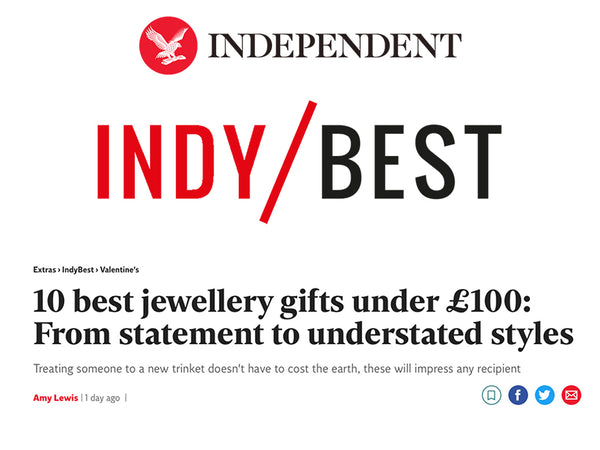 Arlette Gold spotted in The Independent's IndyBest