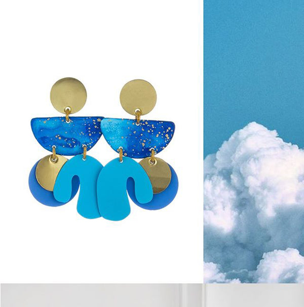 Piba Earrings Patmos