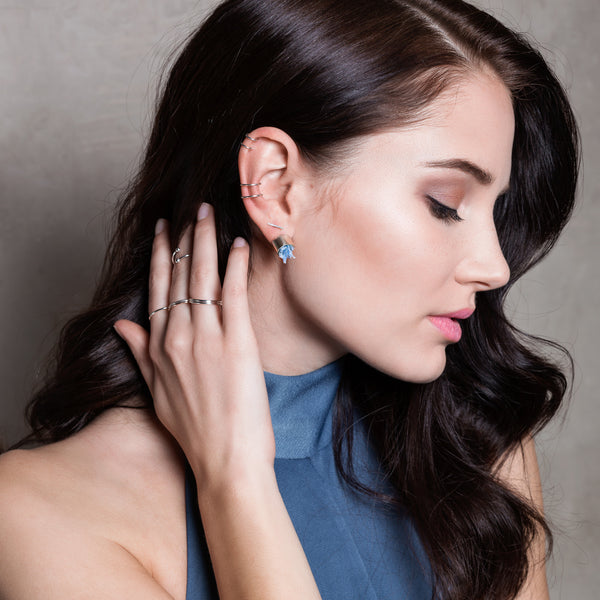 Ear Cuff - Conch - Earrings - Deborah Beck - Jewellery - Arlette Gold