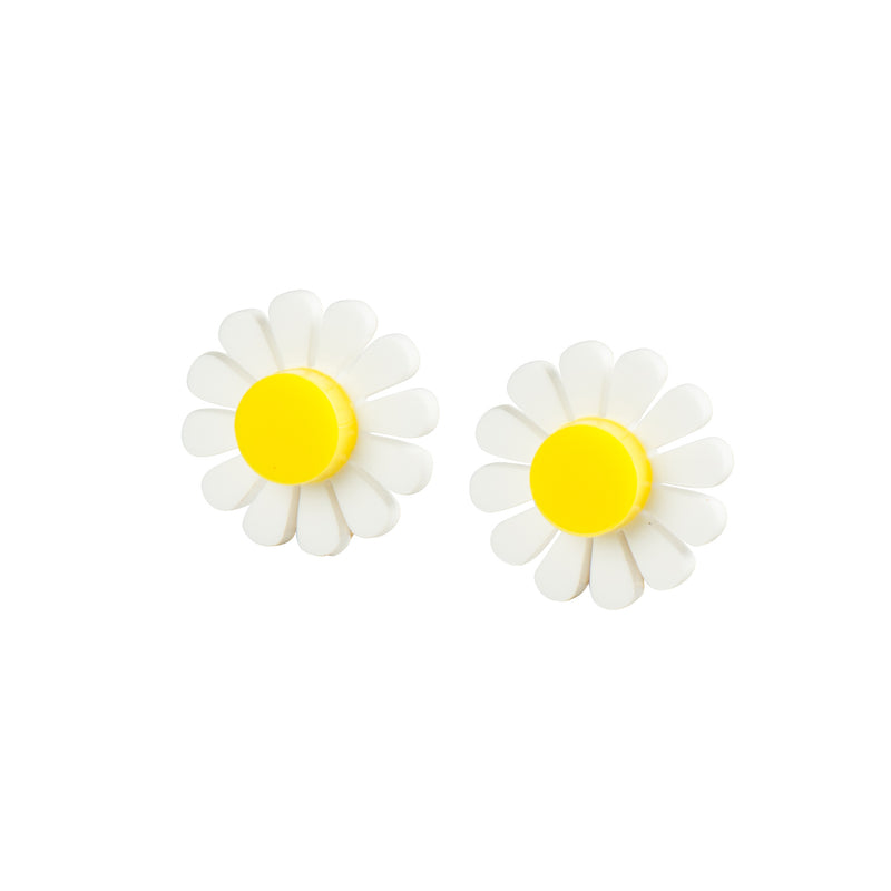 Daisy Studs - Earrings - Patricia Nicolás - Jewellery - Arlette Gold